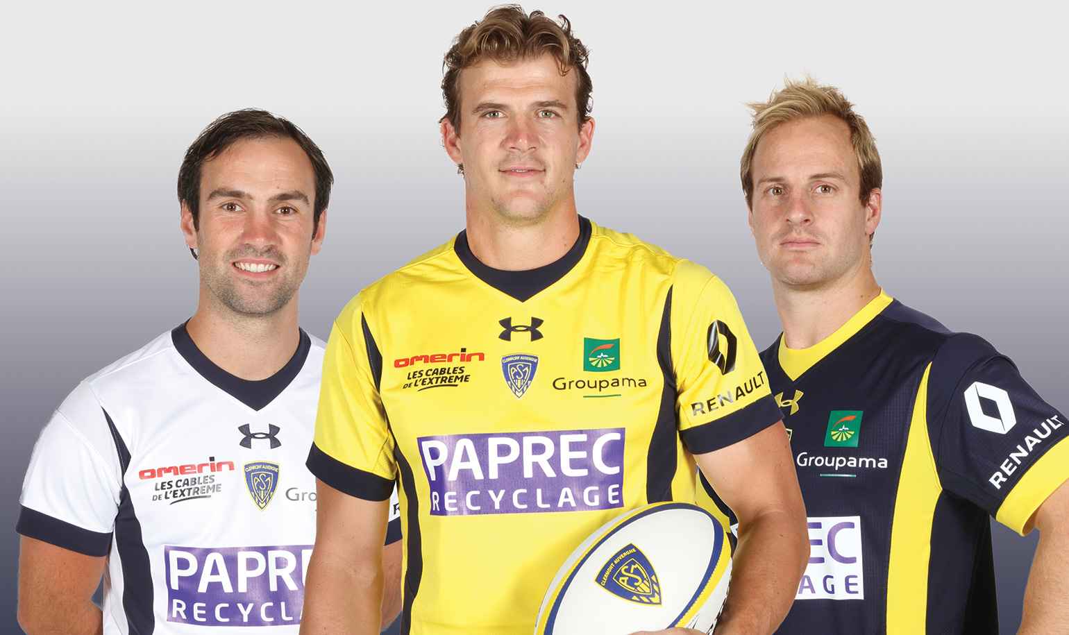 Les maillots Top 14 saison 2016-17 | ASM Rugby