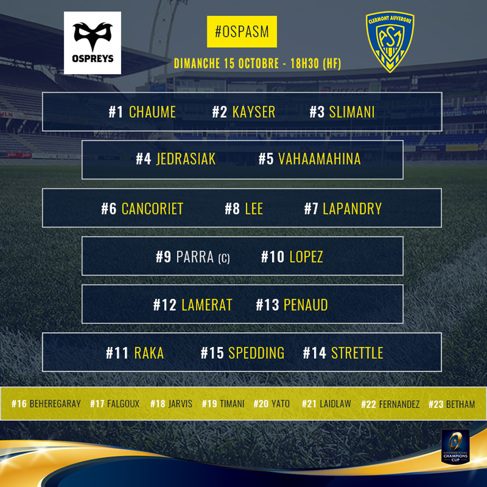 Ospreys - ASM Clermont Compo_0
