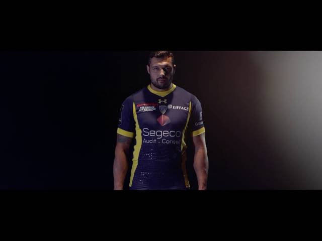 le maillot champions cup en vid o asm rugby. Black Bedroom Furniture Sets. Home Design Ideas