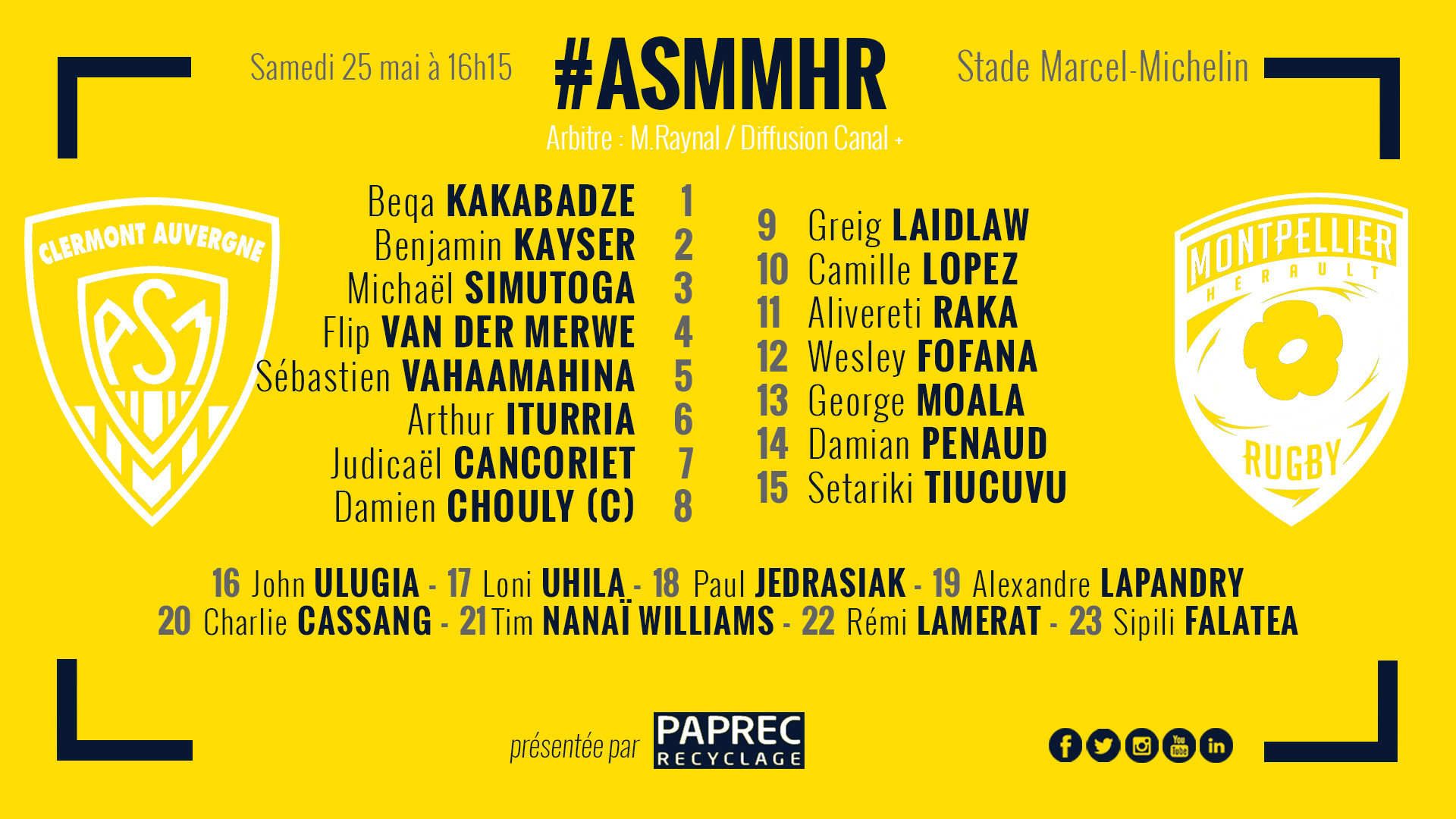 ASM Clermont - Montpellier Mhr-compo-site